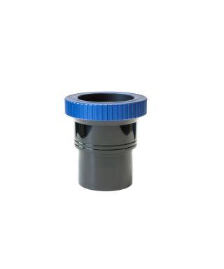 AU-TW-LOCK-ADAPT-2 -- Adattatore 50.8/50.8mm con Quick Lock