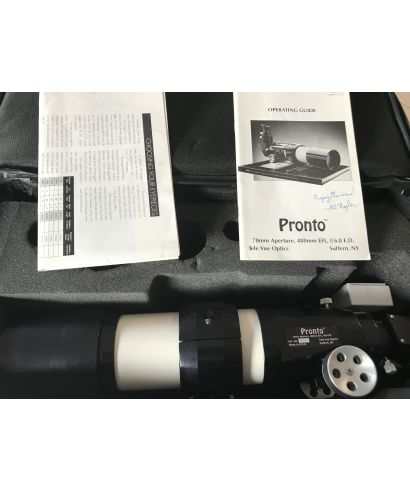 Tele Vue Optics Pronto 70mm