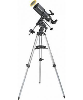TELESCOPIO BRESSER POLARIS RIFRATTORE CARBON 102/460 EQ3 CON FILTRO SOLARE
