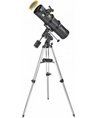 TELESCOPIO BRESSER POLLUX 150/750 EQ3 CON FILTRO SOLARE