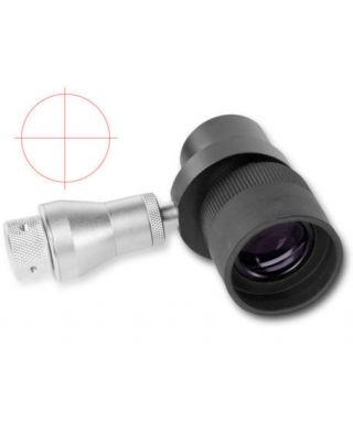 Oculare con reticolo illuminato da 24mm