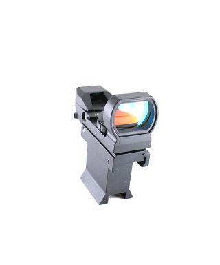 rhbas -- Cercatore Tecnosky Red Dot con supporto SW