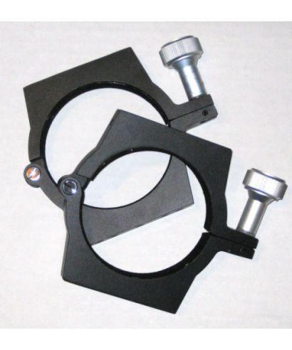 Anelli in alluminio 124mm