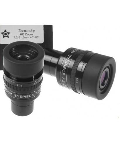 TKzoomdx7-21 -- ZOOM TECNOSKY HD 7.2MM - 21.5MM