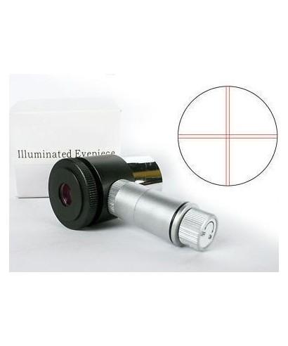 Oculare con reticolo illuminato da 12,5mm -- TKret