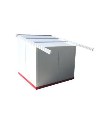 TKsheltro -- Tecnosky Tecnoshelter solo tetto