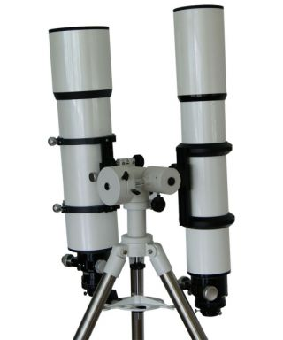 Montatura altazimutale micrometrica T-Sky con treppiede -- TKskyt