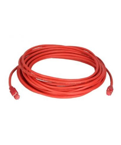 BP2455040 -- Network Cable (red) with ColdTemp-specified CAT-7 wire