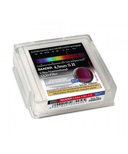 Baader Filtro SII Ultra-Narrowband 4.5nm 31.8mm -- BP2458429T