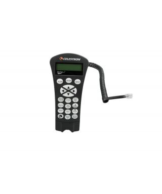 CE93982 -- Pulsantiera Nexstar+ con porta mini USB per montature Equatoriali