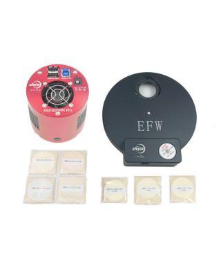 ASI1600MMP-K2 -- ASI1600MM Pro EFW8*1.25(31mm)31mm LRGB31mm Ha SII OIII