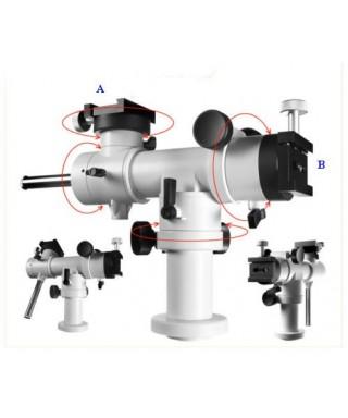 Montatura altazimutale micrometrica T-Sky -- TKtsky