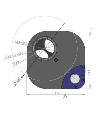 Filtro Idas da 31.8mm LPS-P2 per astrofotografia -- IDAS LPS-P2-28.6