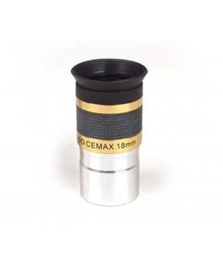 """CO-CE18 -- OCULARE CORONADO CEMAX 18 MM DIAM. 31.8MM / 1.25"""""""