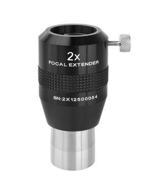 "ES-0218750 -- EXPLORE SCIENTIFIC Barlow 2x 31.7mm/1.25"""