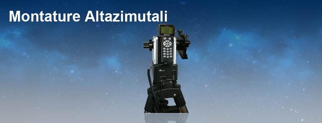 Montature Altazimutali