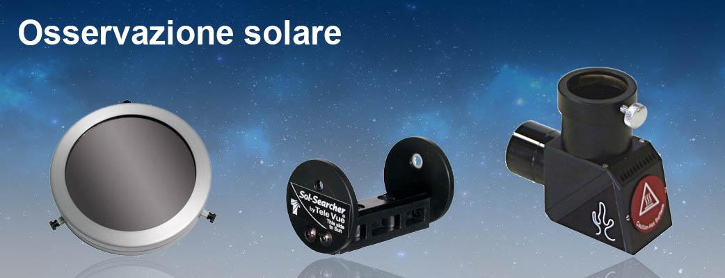 Osservazione solare